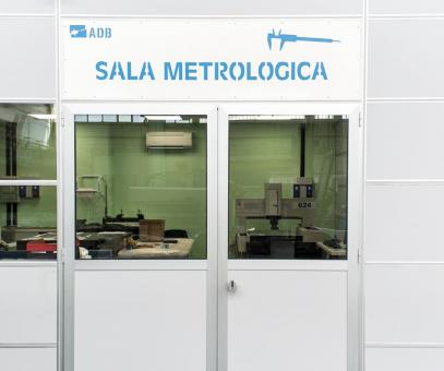 sala metrologica