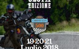 ADB is main sponsor of Chrono Alps 500